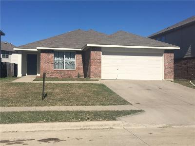 Fort Worth TX Single Family Home For Sale: $178,900
