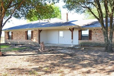 Poetry, Terrell Single Family Home For Sale: 15301 County Road 322