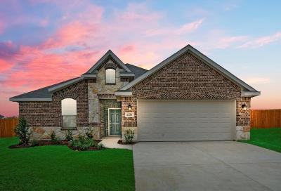 Fort Worth TX Single Family Home For Sale: $240,994