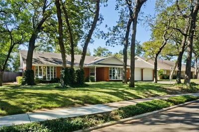 Irving Single Family Home For Sale: 1010 Sleepy Hollow Drive S
