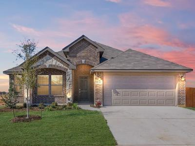 Weatherford Single Family Home For Sale: 2548 Weatherford Heights Drive