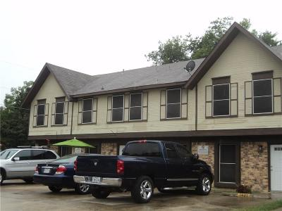 Irving Multi Family Home Active Option Contract: 1401 Shufford Street