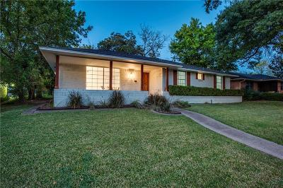 Dallas Single Family Home For Sale: 1551 W Pentagon Parkway