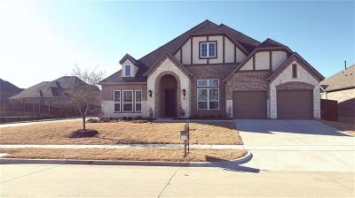 McKinney Single Family Home For Sale: 7801 San Jacinto Trail