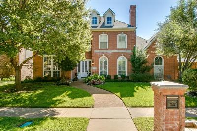 Plano Single Family Home For Sale: 5848 Broadwell Drive