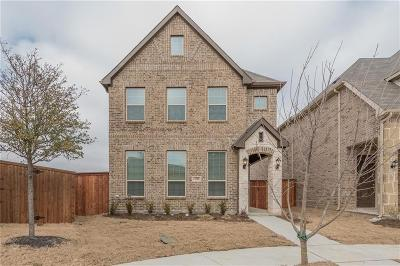 Mckinney Single Family Home For Sale: 3700 Cliffstone Way