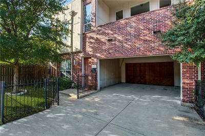 Dallas Half Duplex For Sale: 2623 N Garrett Avenue