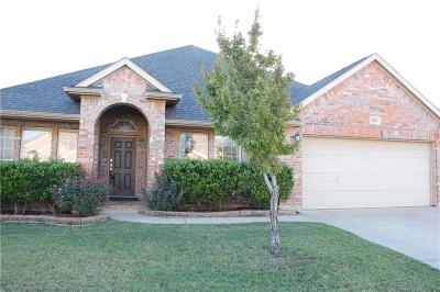 Fort Worth TX Single Family Home For Sale: $295,000