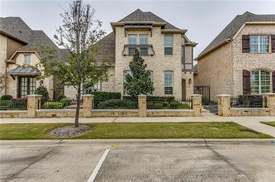 Southlake Single Family Home Active Option Contract: 1821 Riviera Lane