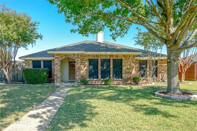 Sachse Single Family Home For Sale: 4912 Orchard Drive