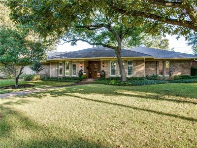 Dallas Single Family Home For Sale: 4215 Glenaire Drive