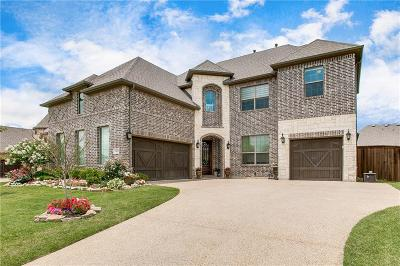 Rockwall Single Family Home For Sale: 1406 Corarra Drive