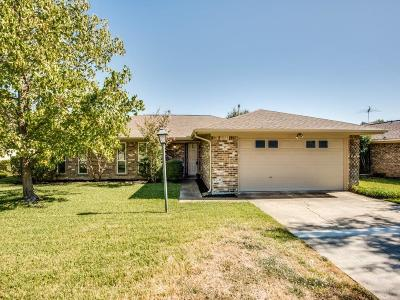 Carrollton Single Family Home For Sale: 2108 Brentwood Lane