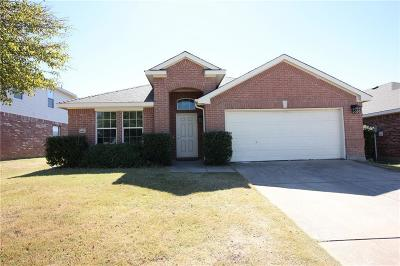 Anna Single Family Home For Sale: 1809 White Pine Trail