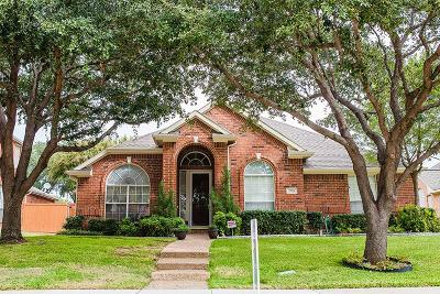 Lewisville Single Family Home For Sale: 2781 Vista View Drive