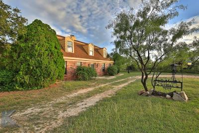 Abilene Farm & Ranch Active Option Contract: 471 Foothill Road