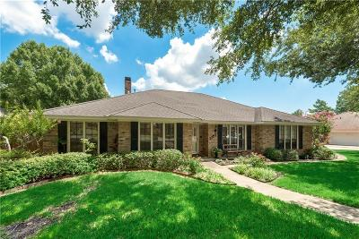 Garland Single Family Home For Sale: 3710 S Country Club Road