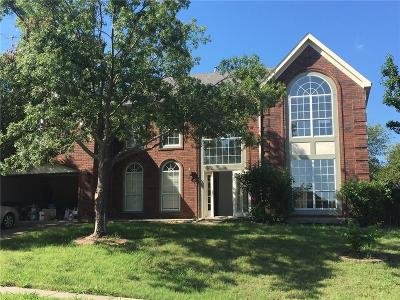 Dallas County Single Family Home For Sale: 8340 Deep Green Drive