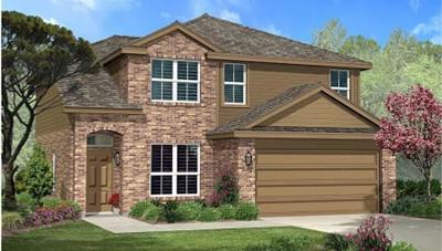 Fort Worth TX Single Family Home For Sale: $204,540