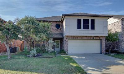 Single Family Home For Sale: 4132 Tupelo Trail