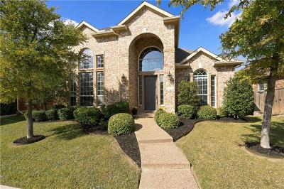Denton County Single Family Home For Sale: 3546 Jefferson Drive