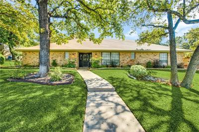 Fort Worth Single Family Home For Sale: 1825 Druid Lane