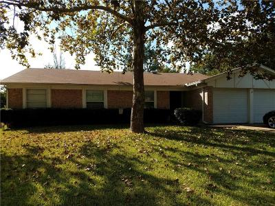 North Richland Hills TX Single Family Home For Sale: $199,900