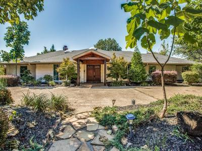 Dallas Single Family Home For Sale: 4546 Harvest Hill Road
