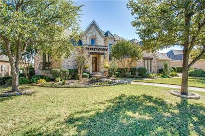 Highland Village Single Family Home Active Contingent: 3014 Lake Creek Drive