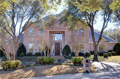 Fort Worth TX Single Family Home For Sale: $999,000
