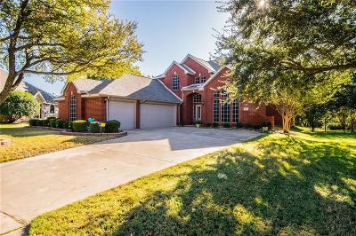 Fort Worth Single Family Home For Sale: 6404 Stone Creek Meadow Court