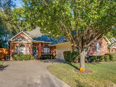 Mckinney Single Family Home For Sale: 801 Hillside Drive