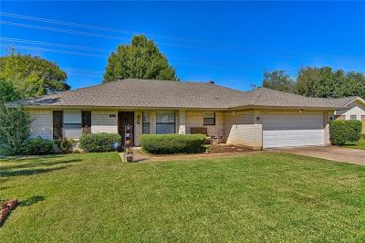 Arlington Single Family Home For Sale: 5701 Valley Meadow Drive