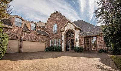 Flower Mound Single Family Home For Sale: 3905 Vintage Place