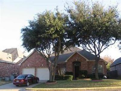 Flower Mound Residential Lease For Lease: 3721 Britford Drive