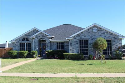 Forney Single Family Home For Sale: 211 Purdue