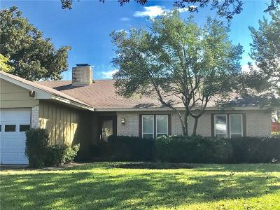 Single Family Home For Sale: 1012 N Lindale Lane