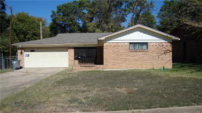 Dallas Single Family Home For Sale: 6441 Atha Drive