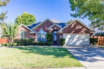 Keller Single Family Home Active Option Contract: 2815 Country Glen Lane