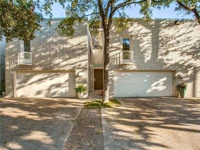 Dallas Condo For Sale: 2804 Welborn Street #2