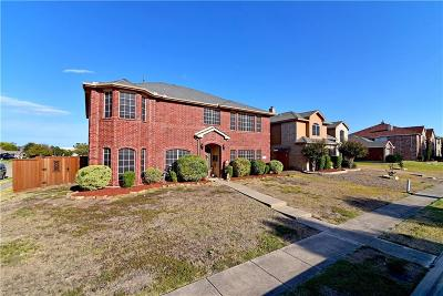 Rockwall Single Family Home For Sale: 145 Blanchard Drive