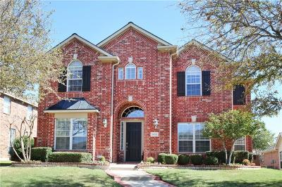 Frisco Single Family Home For Sale: 6840 Branch Trail