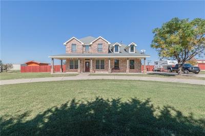 Midlothian TX Single Family Home For Sale: $317,000