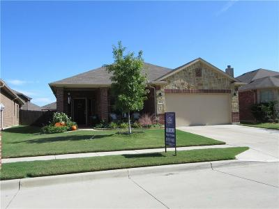 Fort Worth TX Single Family Home Active Option Contract: $215,000