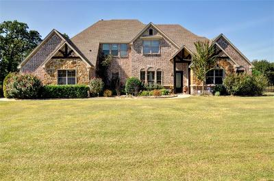 Fort Worth Single Family Home For Sale: 4900 Arbor Mill Drive
