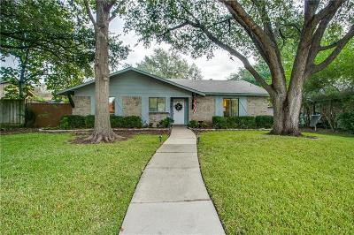 Plano Single Family Home For Sale: 2925 Chancellor Drive