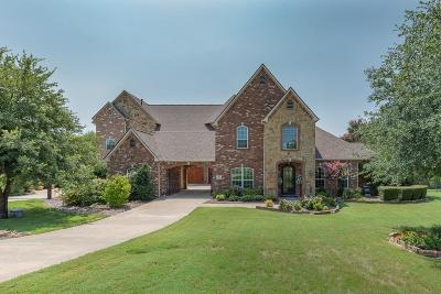 Forney Single Family Home Active Contingent: 103 Dalview Drive