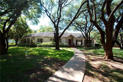 Fort Worth Single Family Home For Sale: 3831 Winslow Drive