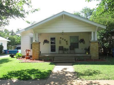 Eastland County Single Family Home For Sale: 906 W 7th