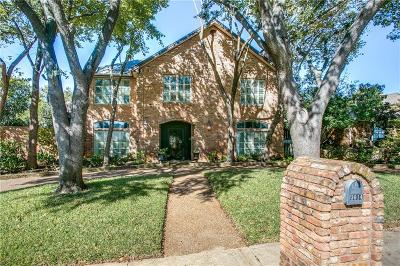 Grapevine Single Family Home Active Option Contract: 3014 Double Creek Drive